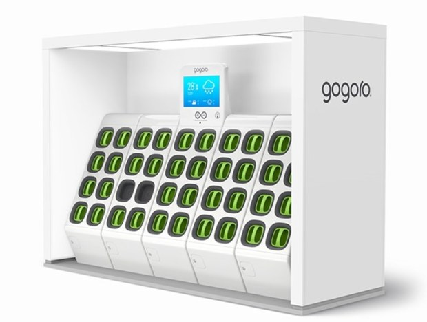 Gogoro 打通台中-彰化海線!換電站最南挺進東港,將於年底完成西部串聯 Gogoro-GoStation-Battery-Swapping-Network