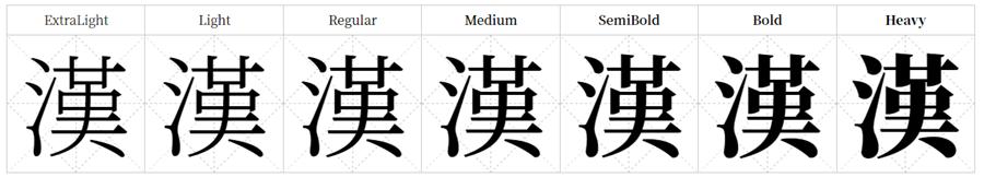 Adobe 與 Google 合作推出新字型「思源宋體」免費開放下載 image-2