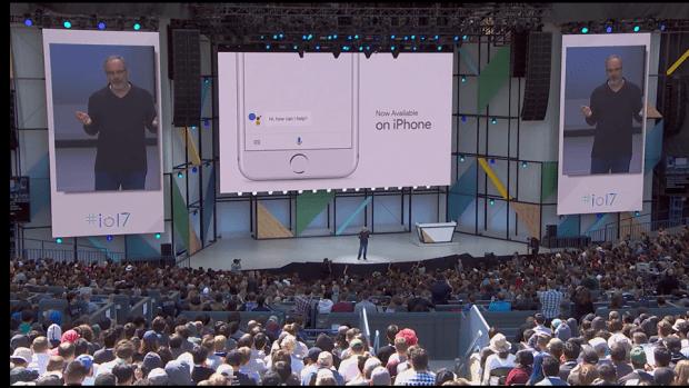 Google I/O:介紹 Google Assistant、Google Lens 與 Google Photos 2017Google-IO-034