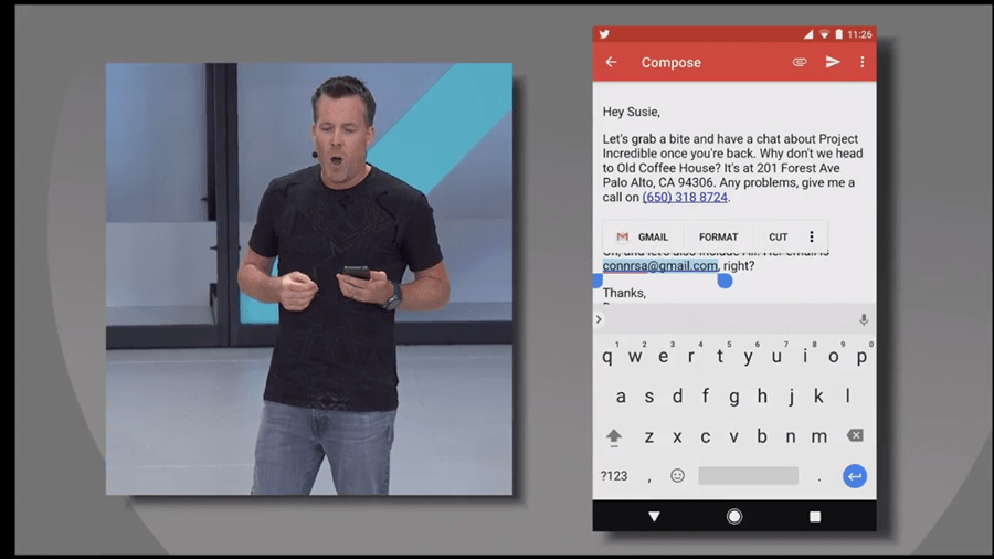 Google I/O:新版 Android 將具備人工智慧運算功能、開發工具再強化、導入程式新語言 Kotlin 2017Google-IO-099