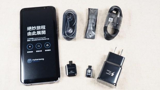 用手機改變你的生活:三星年度旗艦 Galaxy S8+ 開箱、評測 4222073