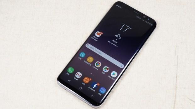 用手機改變你的生活:三星年度旗艦 Galaxy S8+ 開箱、評測 4282162