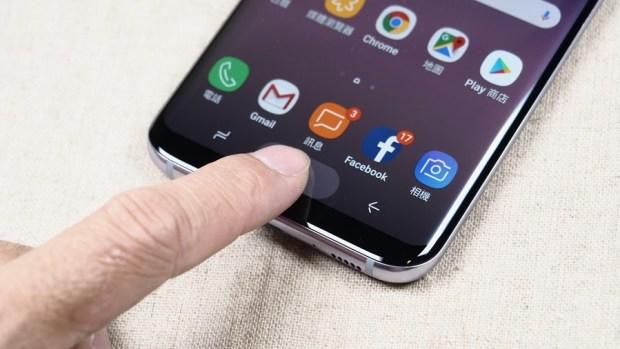 用手機改變你的生活:三星年度旗艦 Galaxy S8+ 開箱、評測 4282168