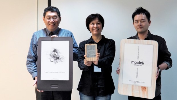 專為中文而生的電子書閱讀器 mooInk 正式發表,數萬本書隨身帶著走 5172305