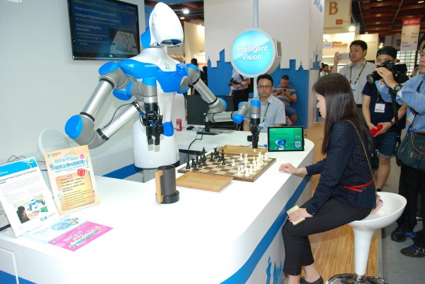 Alpha 實體化,工研院智慧視覺機器人亮相 DSC_0002-900x602