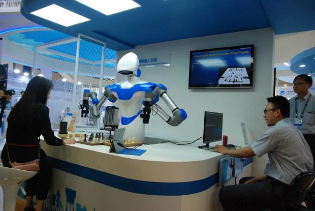 Alpha 實體化,工研院智慧視覺機器人亮相 DSC_0008-900x602