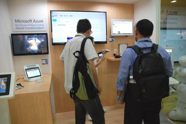 微軟帶你簡單了解日常生活中的物聯網應用 DSC_0045-900x602