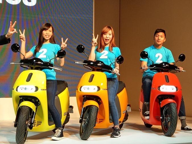 Gogoro 2 驚艷登場!彭湃動力、極致個性化配置設計五色齊發,最低不到5萬! IMAG0220