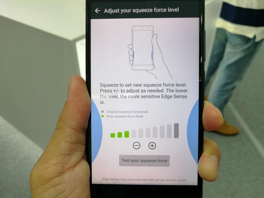 HTC  U 11 與 Edge Sense 動手玩體驗心得,功能豐富、應有盡有,即日起預購 IMG_20170516_150754