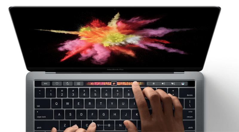 iPhone 8 將於螢幕上加入類似 Touch Bar 功能,發揮長螢幕的應用潛能 Touch-bar