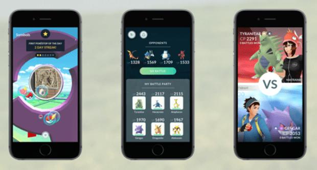 團戰系統即將開放!Pokemon Go 關閉全球道館迎接新系統 015