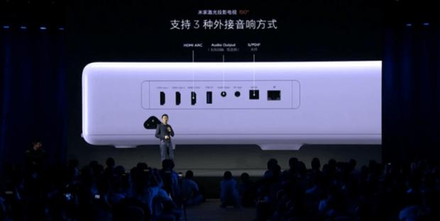 米家重磅發表「米家激光投影電視」超近距離投影 150 吋巨大畫面螢幕 076
