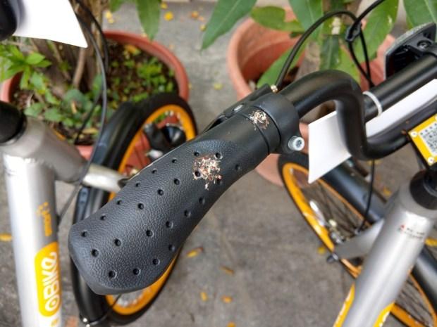 體驗心得:台南 oBike 無樁共享自行車試騎,自由停車無拘束 IMAG0849
