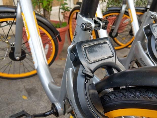 體驗心得:台南 oBike 無樁共享自行車試騎,自由停車無拘束 IMAG0853