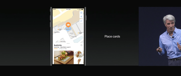 iOS 11 帶來 11 項重大更新,強化人工智慧應用、行動支付以及更聰明的 Siri WWDC2017-185