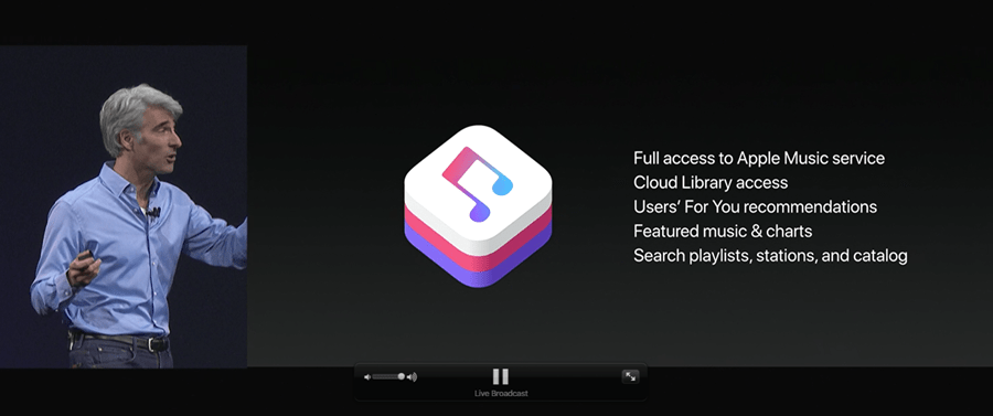 iOS 11 帶來 11 項重大更新,強化人工智慧應用、行動支付以及更聰明的 Siri WWDC2017-203