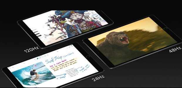 Apple 推出 10.5 吋 iPad Pro,體積縮小螢幕更大,設計取向朝 PC 看齊 WWDC2017-250