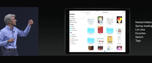 Apple 推出 10.5 吋 iPad Pro,體積縮小螢幕更大,設計取向朝 PC 看齊 WWDC2017-282