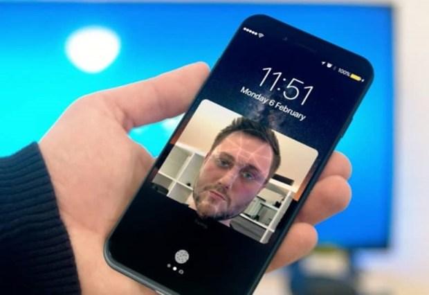 Apple 主要鏡頭供應鏈大立光證實,具備 3D 臉部辨識感測器鏡頭將在年底出貨 iPhone-8-Face-recognition