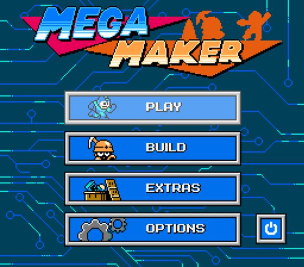 洛克人關卡設計工具 Mega Maker,DIY 設計獨一無二的遊戲世界並可與玩家共享 1