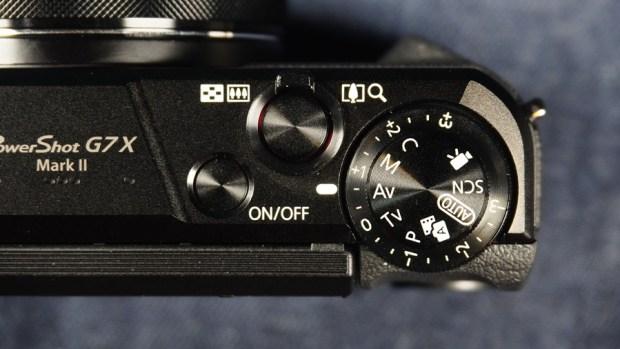 輕薄隨身高階數位相機 Canon PowerShot G7X Mark II 評測,參加神腦線上年中慶再送更多好禮! 7170033-1