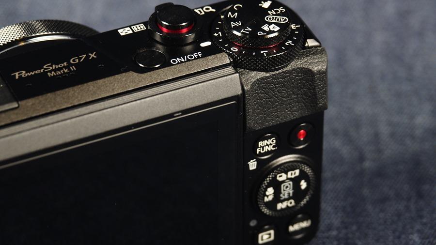 輕薄隨身高階數位相機 Canon PowerShot G7X Mark II 評測,參加神腦線上年中慶再送更多好禮! 7170037-1
