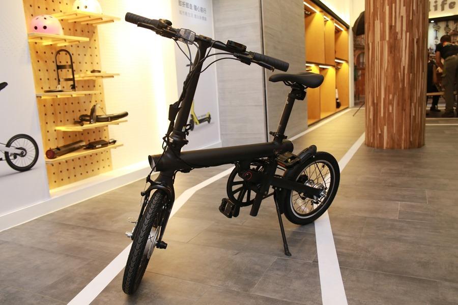越騎越賺錢的自行車!米騎生活體驗門市+騎記電助力摺疊自行車國際版試乘分享 IMG_6691