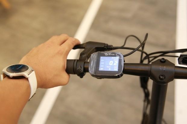 越騎越賺錢的自行車!米騎生活體驗門市+騎記電助力摺疊自行車國際版試乘分享 IMG_6769