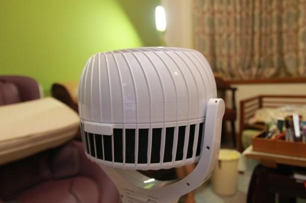 「Day Plus 空氣濾淨創風機」電扇+空氣清淨機合體 製造乾淨空氣、節省居家空間 IMG_6930
