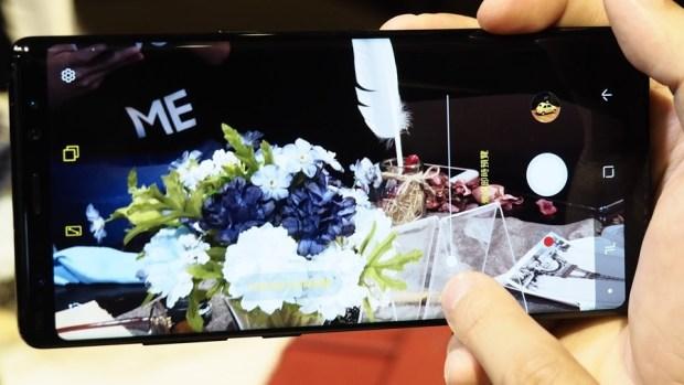 [全球首發] Galaxy Note8 發表! 第一手搶先動手玩 8230821