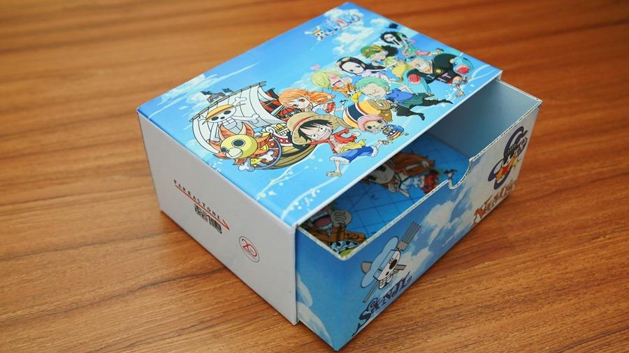 遠傳 航海王收納盒