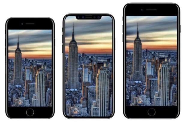 iPhone 8 售價預測,紐約時報:64GB 版約 999 美元 iPhone-8