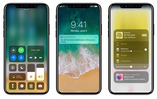 全球期待 iPhone 8/iPhone X 規格特色重點整理 001