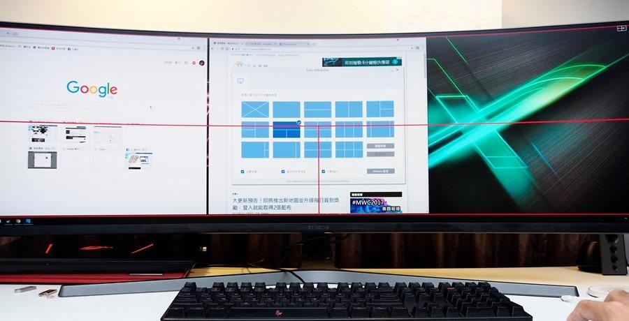 爽度最高!不只是電競螢幕,三星 32:9 超級寬螢幕 CHG90 評測 8200700