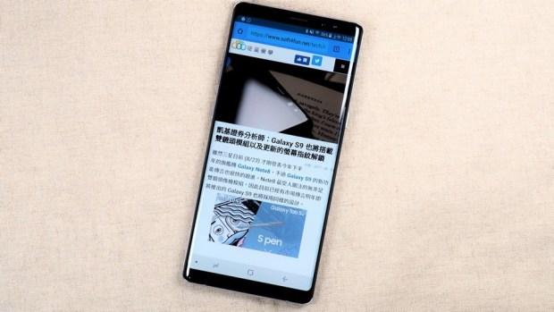 Samsung Galaxy Note8 完整評測:有史以來最接近單眼相機畫質的照相手機 8280876