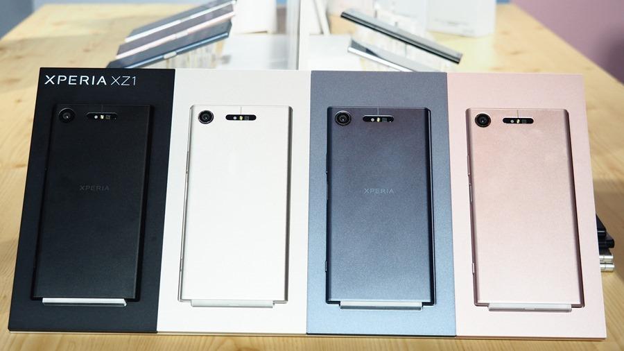 要效能,更要美感!最苗條的旗艦機 Xperia XZ1、Xperia XZ1 Compact 來了! P9071139