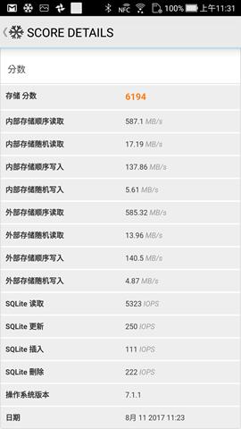 ZenFone 4 Pro 性能跑分實測:和洪水猛獸一樣猛爆的性能 Screenshot_20170811-113113