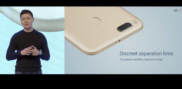 小米全新雙鏡頭手機 Mi A1 強勢登場!!首支搭載 Android one 系統,不到七千元 Screenshot_20170905-151012