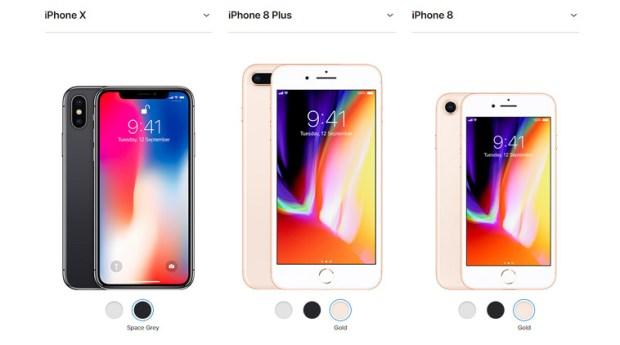 iPhone 8 最便宜4G吃到飽方案總整理(含9/22開賣時間與門市) apple_iphone8_iphonex