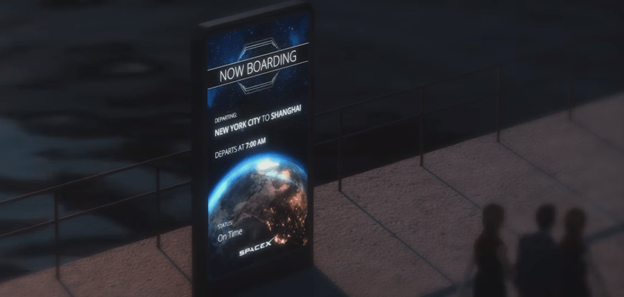 特斯拉創辦人又有狂想法! 用火箭 30 分鐘送你到地球大部分城市 image-23