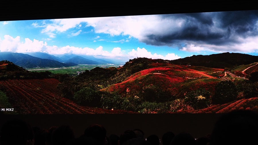 全面屏手機始祖「小米 MIX 2」正式在台灣上市,大螢幕佔比 14,999 輕鬆入手 A191725