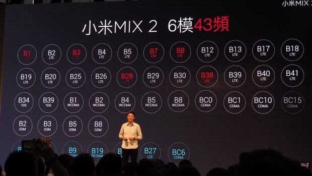 全面屏手機始祖「小米 MIX 2」正式在台灣上市,大螢幕佔比 14,999 輕鬆入手 A191731