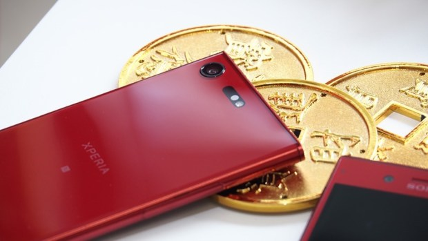 Sony Xperia XZ Premium 推出超亮眼新色「鏡紅」,搶搭今年秋冬時尚精品手機! A251847