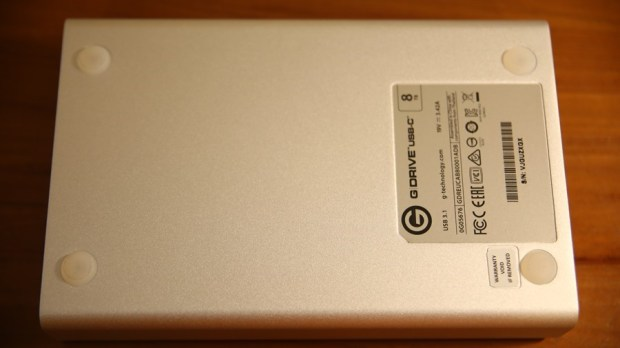 G-Technology G-Drive USB-C 外接硬碟評測,擴充容量同時還能幫筆電充電,支援 Time Machine備份 IMG_7420