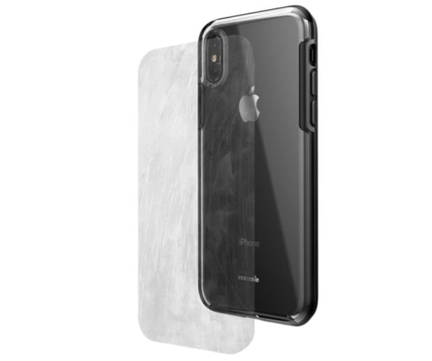 推薦 innerexile iPhone X 自我修復透明保護殼,裝殼也能保有原機質感 image