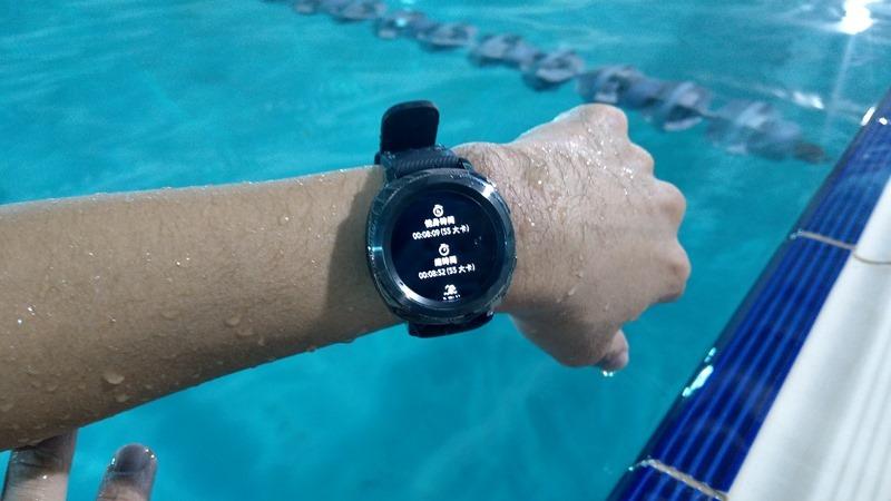 Samsung Gear Sport 開箱評測,兼具運動貼身教練與智慧手錶的時尚組合 IMAG0817