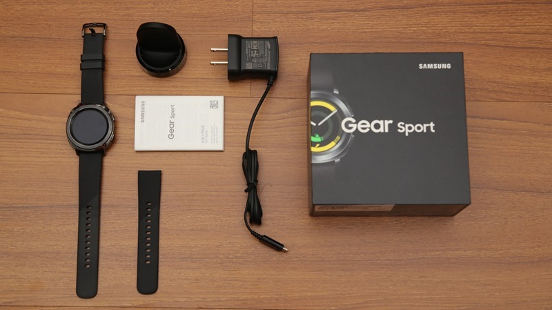 Samsung Gear Sport 開箱評測,兼具運動貼身教練與智慧手錶的時尚組合 IMG_7657
