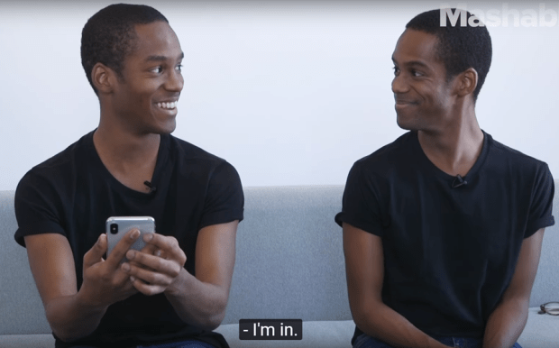Face ID 第一天就破功!雙胞胎成功騙過 Face ID 識別成功解鎖手機 image-1
