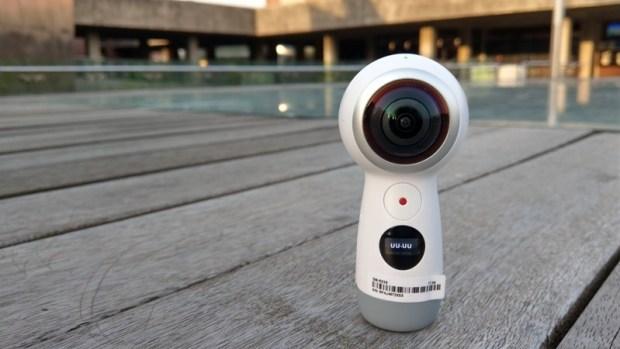 Samsung Gear 360(2017)全景攝影機+Gear VR 2017開箱評測 image005-1
