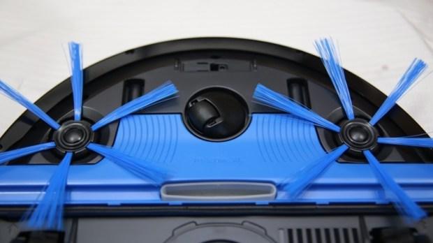 [史上最便宜] 飛利浦掃地機器人(FC8776/31)推薦,超薄機身家具底下空間輕鬆深入清潔 image011